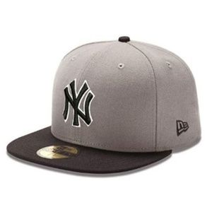 New Era 5950 New York Yankees Fitted Hat Sz 7 1/4